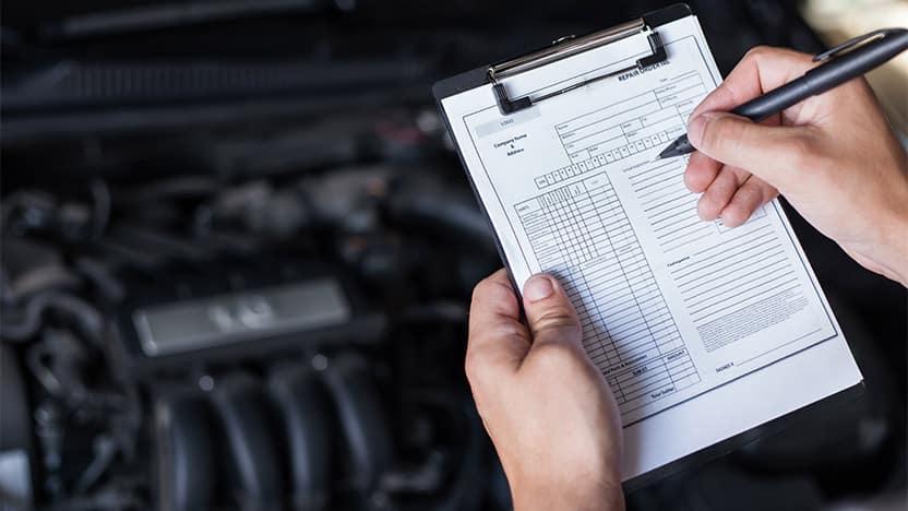 que es itv inspeccion tecnica vehiculo coche