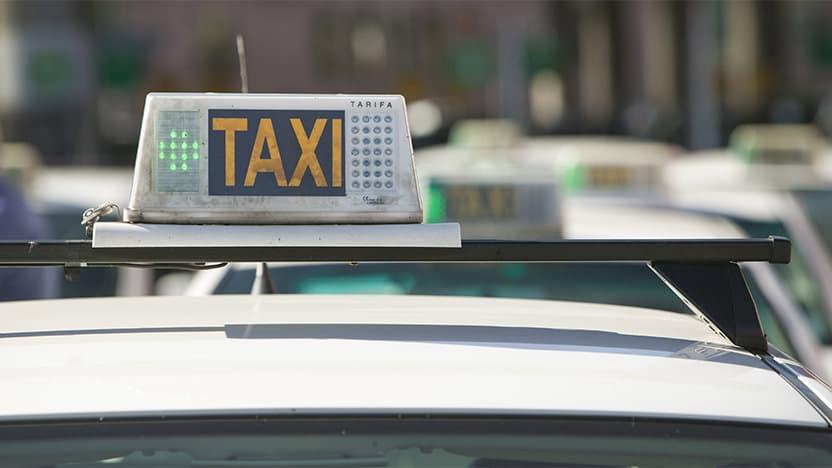 pasar itv taxi